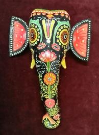 Mask (Ganesh), Odisha. Photograph Courtesy: Sushmit