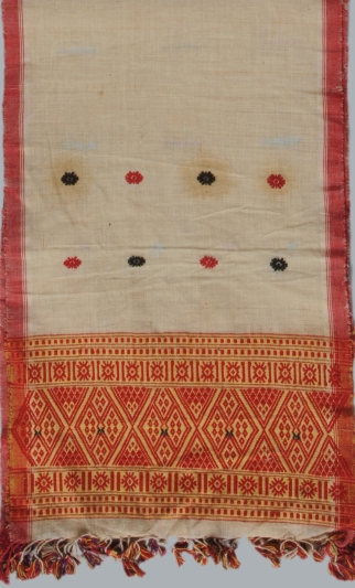 tongali (detail) @National Museum, New Delhi.