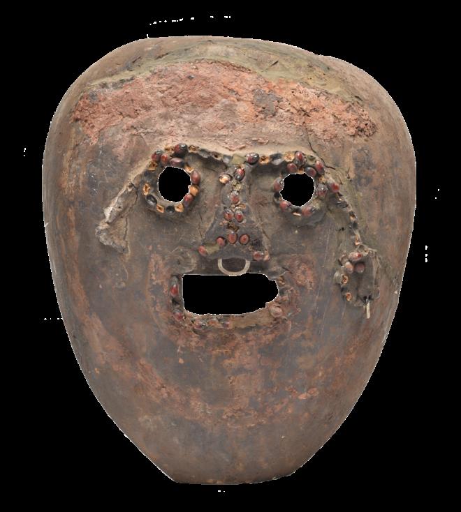Gourd Mask 1