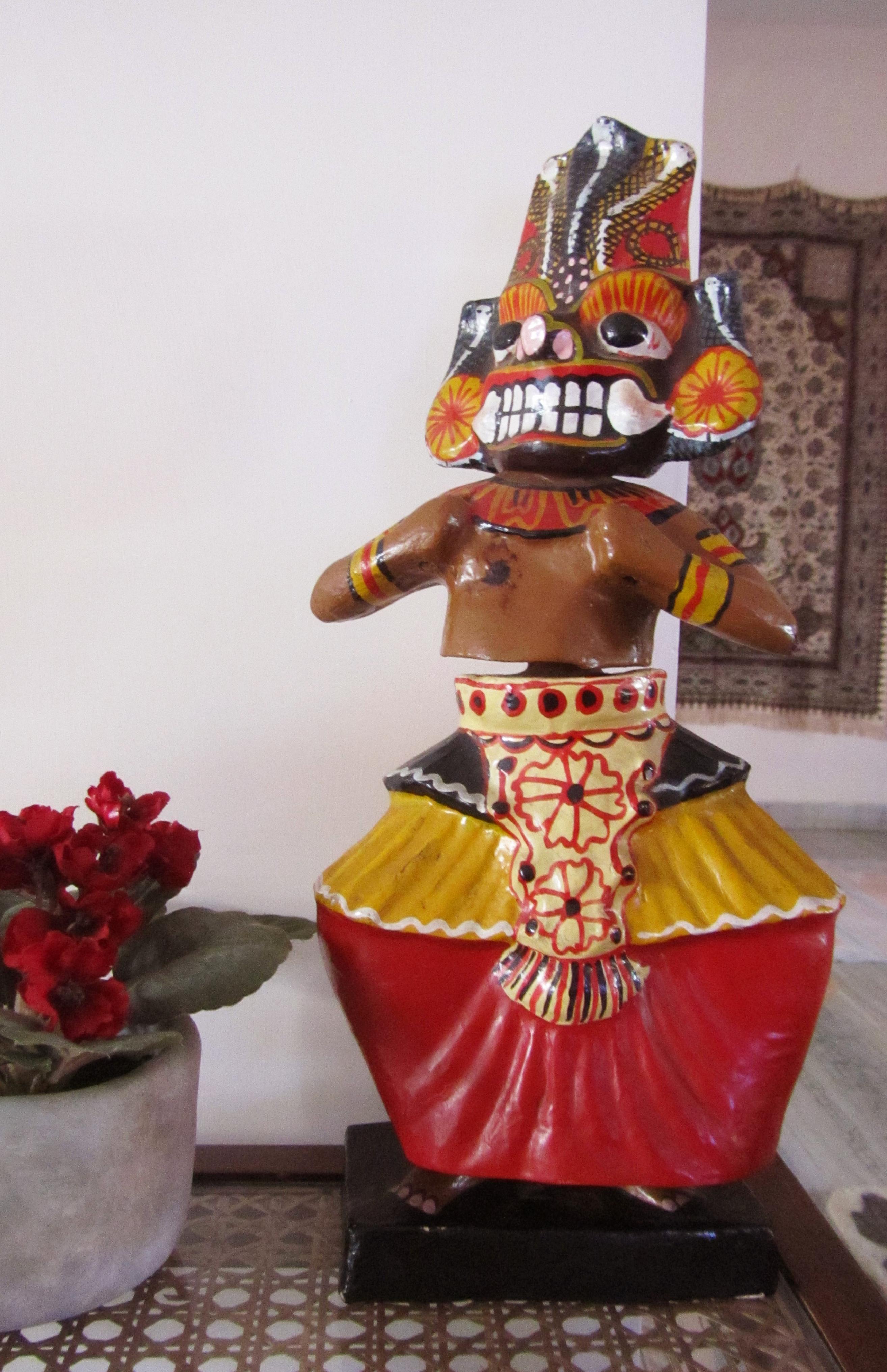 mask puppet